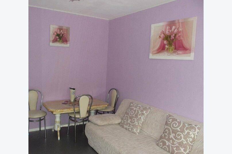 2-комн. квартира, 40 кв.м. на 4 человека, улица Ленина, 28, Алушта - Фотография 4