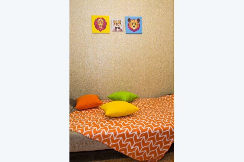 2-комн. квартира, 40 кв.м. на 4 человека, проспект Карла Маркса, 48А, Омск - Фотография 2