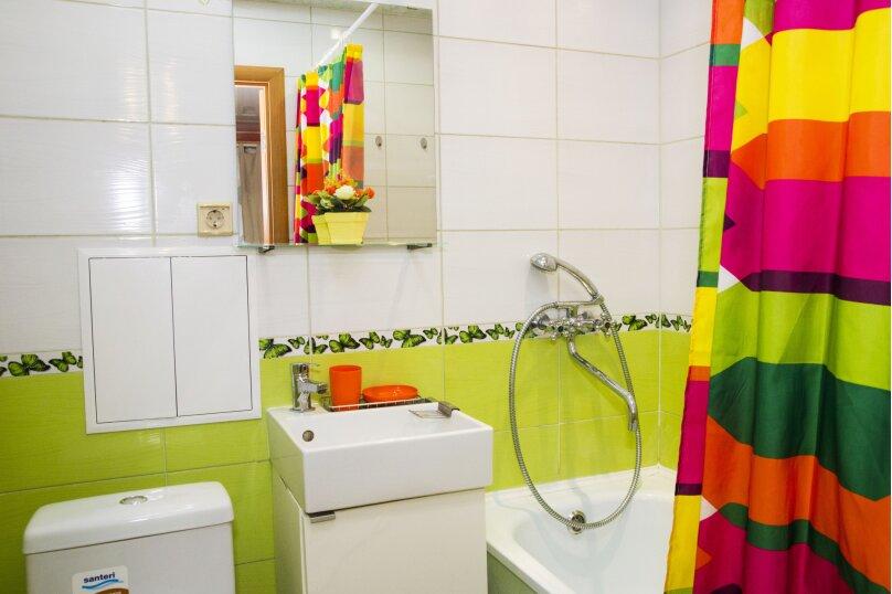 2-комн. квартира, 40 кв.м. на 4 человека, проспект Карла Маркса, 48А, Омск - Фотография 9