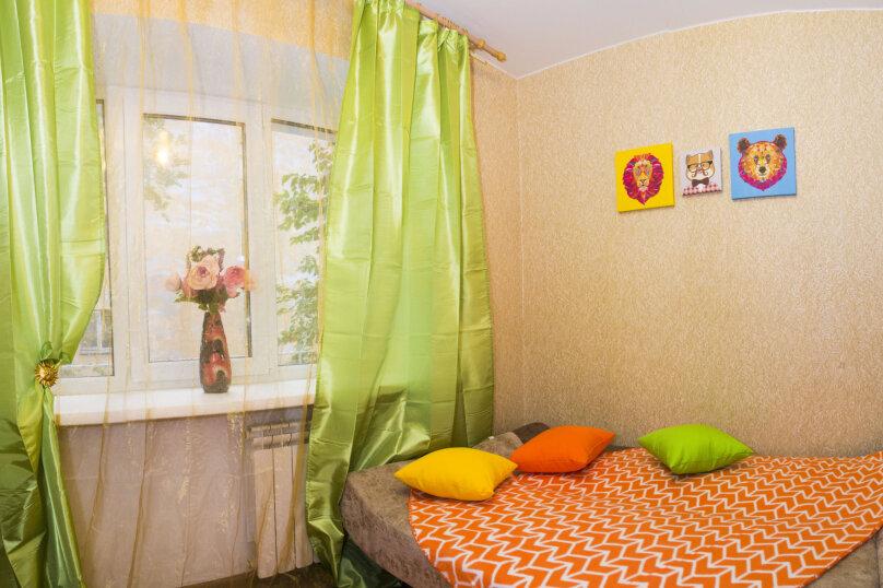 2-комн. квартира, 40 кв.м. на 4 человека, проспект Карла Маркса, 48А, Омск - Фотография 15