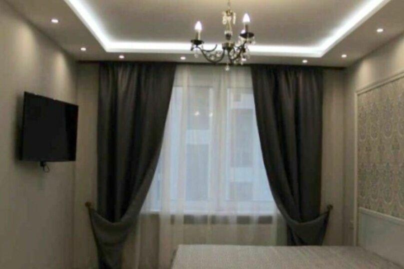 1-комн. квартира, 42 кв.м. на 6 человек, Кременчугская улица, 11к1, Санкт-Петербург - Фотография 1