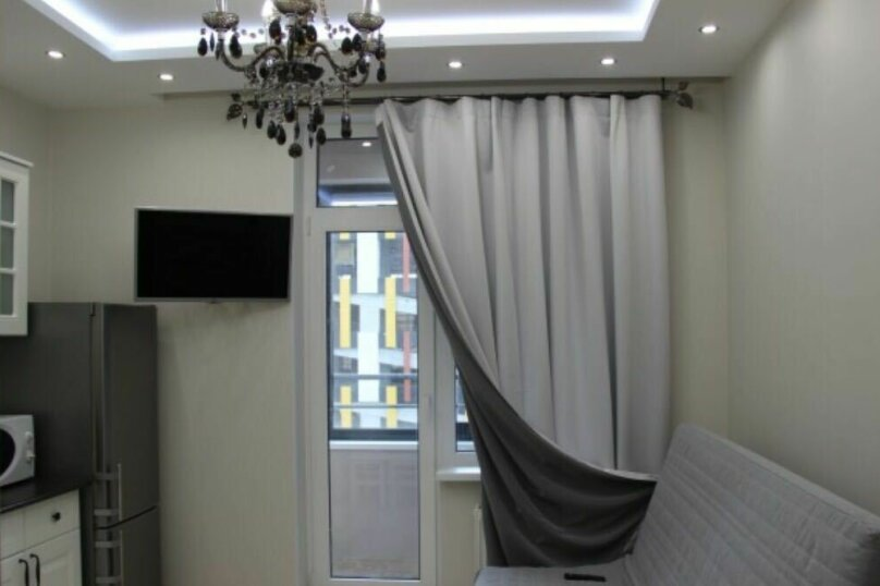 1-комн. квартира, 42 кв.м. на 6 человек, Кременчугская улица, 11к1, Санкт-Петербург - Фотография 3