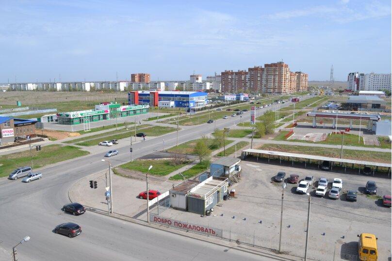2-комн. квартира, 50 кв.м. на 4 человека, улица Мира, 142, Волжский, Волгоградская область  - Фотография 9