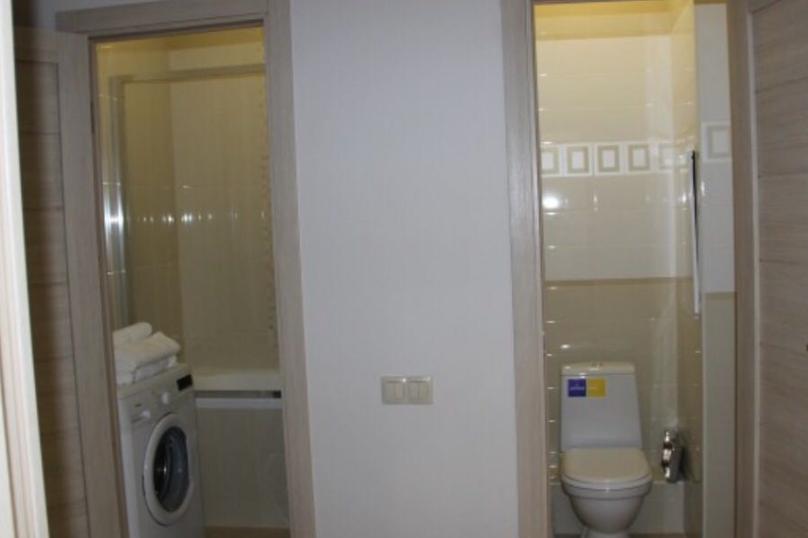 1-комн. квартира, 42 кв.м. на 6 человек, Кременчугская улица, 11к1, Санкт-Петербург - Фотография 5