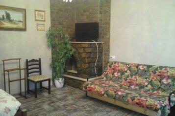 Дом на земле, 60 кв.м. на 6 человек, 1 спальня, Пляжный переулок, 4, Евпатория - Фотография 1