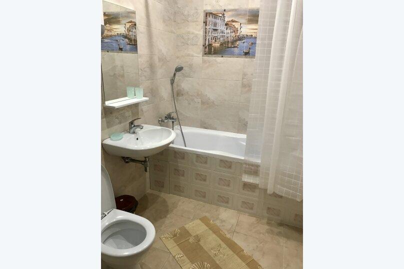 Двухместный Номер Делюкс с балконом и собственной ванной коматой с видом на достопримечательнось, Алупкинское шоссе, 13, Мисхор - Фотография 9
