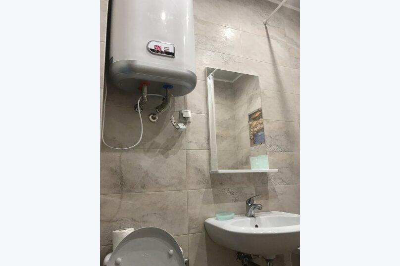 Двухместный Номер Делюкс с балконом и собственной ванной коматой с видом на достопримечательнось, Алупкинское шоссе, 13, Мисхор - Фотография 10