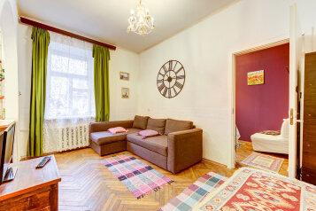 2-комн. квартира, 35 кв.м. на 5 человек, Мытнинский переулок, Санкт-Петербург - Фотография 3