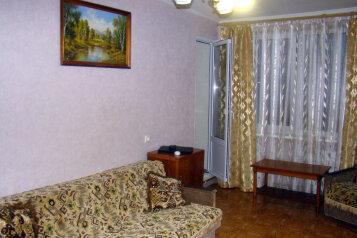 3-комн. квартира, 60 кв.м. на 6 человек, улица Нахимова, поселок Орджоникидзе, Феодосия - Фотография 1