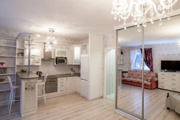 1-комн. квартира, 47 кв.м. на 4 человека, Парковая улица, Петрозаводск - Фотография 2