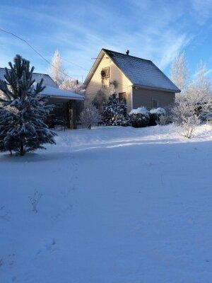 Дом, 70 кв.м. на 4 человека, 1 спальня, деревня Телепнево, Солнечная, 86, Истра - Фотография 1