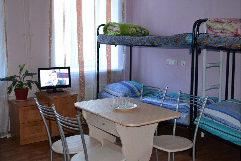 Общая комната 10 мест, проспект Обуховской Обороны, 88 А, Санкт-Петербург - Фотография 1