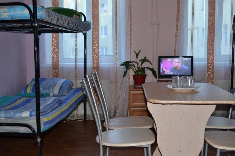 Общая комната 10 мест, проспект Обуховской Обороны, 88 А, Санкт-Петербург - Фотография 3