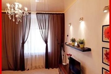 2-комн. квартира, 42 кв.м. на 4 человека, улица Лермонтова, Севастополь - Фотография 1