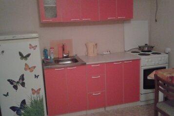 1-комн. квартира, 30 кв.м. на 2 человека, улица Петухова, Новосибирск - Фотография 1