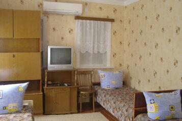 Дом двухкомнатный с личным двориком, 45 кв.м. на 6 человек, 2 спальни, улица Халтурина, 50, Таганрог - Фотография 4