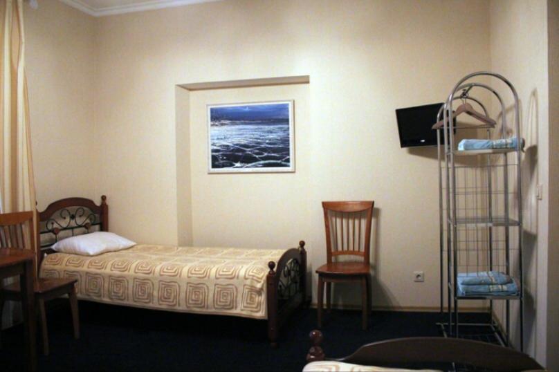 Эконом трёхместный с раздельными кроватями, Староладожский канал 2 линия, 4, Санкт-Петербург - Фотография 3