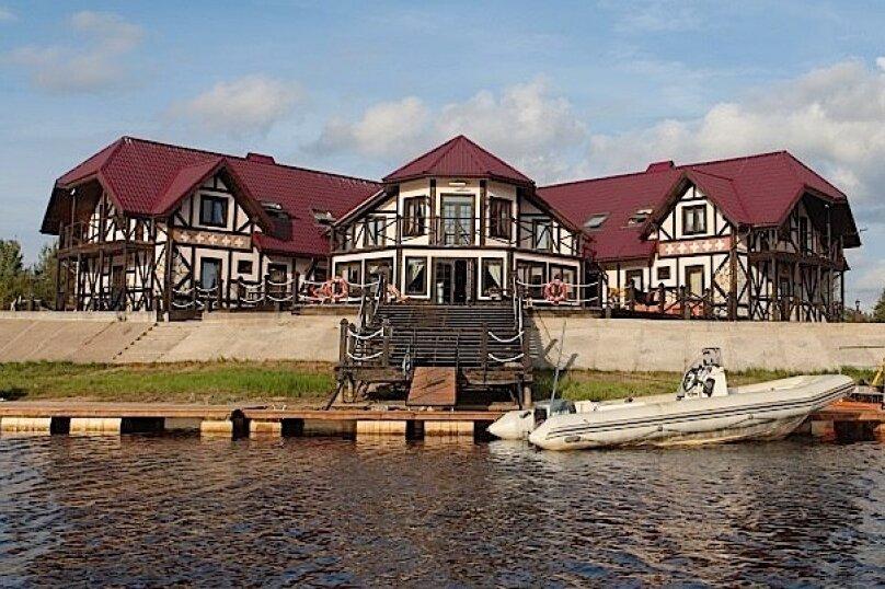 Гостиница 769870, деревня Кобона, Новоладожский канал на 20 номеров - Фотография 1
