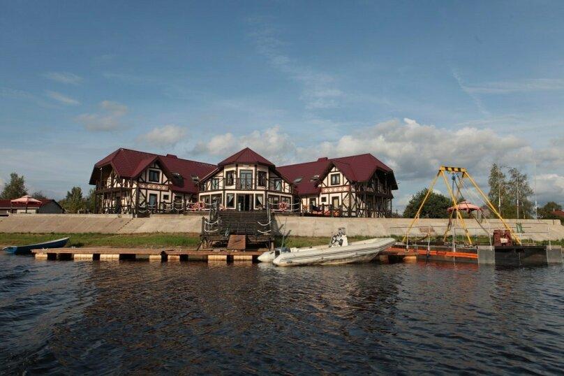 Гостиница 769870, деревня Кобона, Новоладожский канал на 20 номеров - Фотография 2