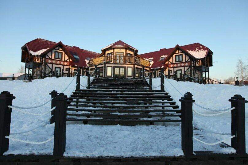 Гостиница 769870, деревня Кобона, Новоладожский канал на 20 номеров - Фотография 3