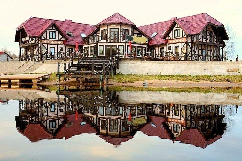 Гостиница 769870, деревня Кобона, Новоладожский канал на 20 номеров - Фотография 29