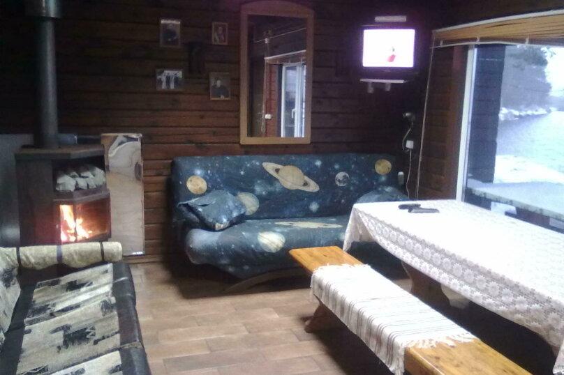 Дом на 5 человек с сауной, 40 кв.м. на 5 человек, г.п. Советский, Лесопарковая, 22, Санкт-Петербург - Фотография 3