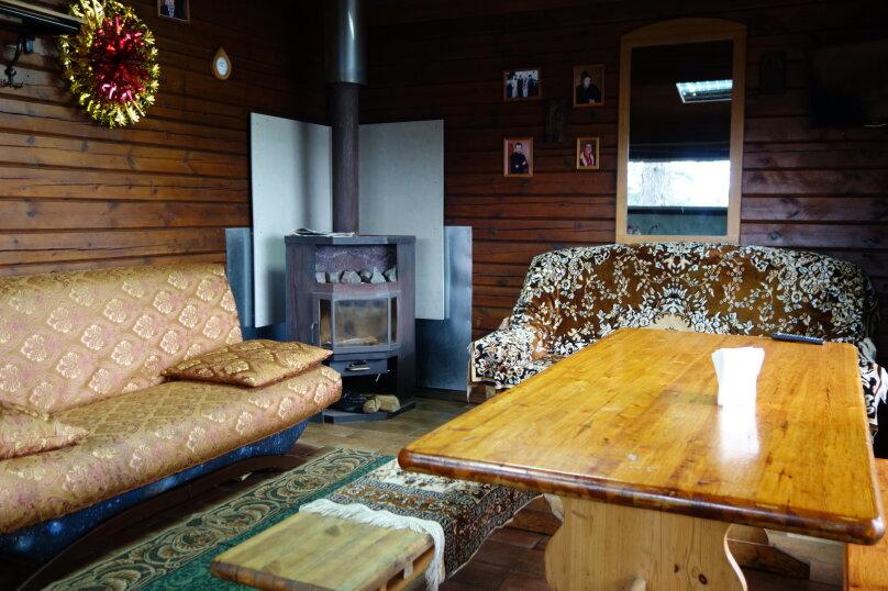 Дом на 5 человек с сауной, 40 кв.м. на 5 человек, г.п. Советский, Лесопарковая, 22, Санкт-Петербург - Фотография 14