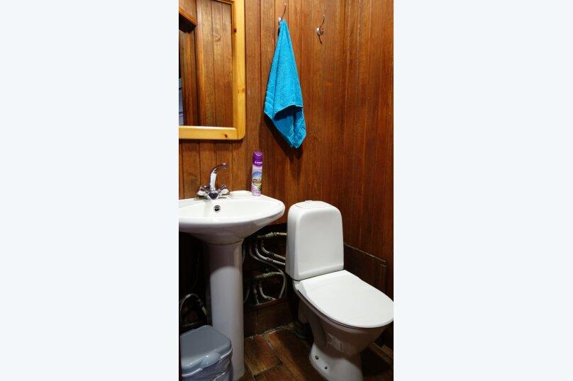 Дом на 5 человек с сауной, 40 кв.м. на 5 человек, г.п. Советский, Лесопарковая, 22, Санкт-Петербург - Фотография 19