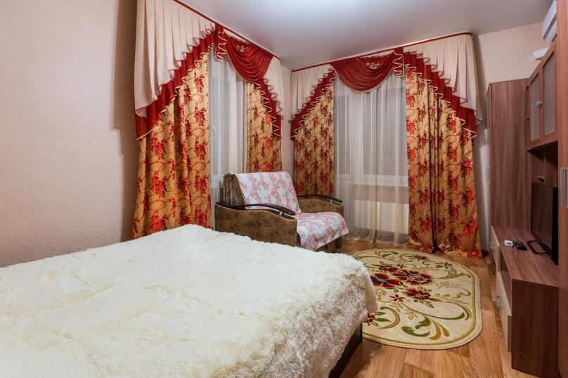 1-комн. квартира, 40 кв.м. на 4 человека, Ленинский проспект, 124Б, Воронеж - Фотография 3