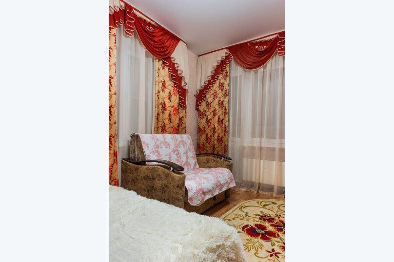 1-комн. квартира, 40 кв.м. на 4 человека, Ленинский проспект, 124Б, Воронеж - Фотография 5