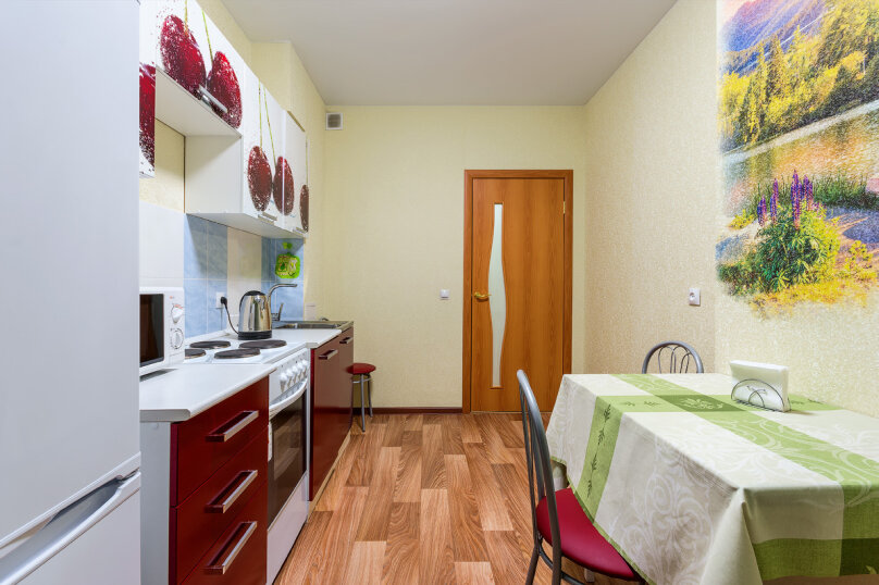 1-комн. квартира, 40 кв.м. на 4 человека, Ленинский проспект, 124Б, Воронеж - Фотография 8