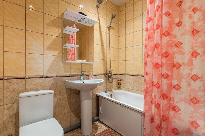 1-комн. квартира, 40 кв.м. на 4 человека, Ленинский проспект, 124Б, Воронеж - Фотография 10