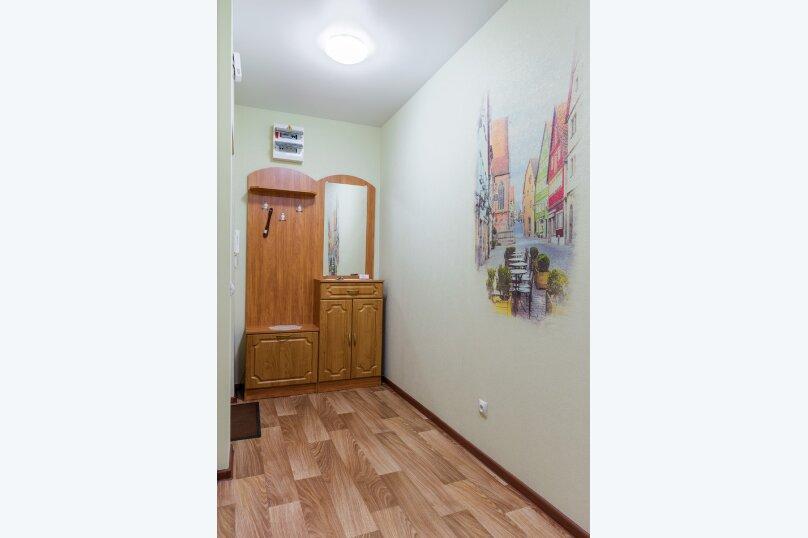 1-комн. квартира, 40 кв.м. на 4 человека, Ленинский проспект, 124Б, Воронеж - Фотография 12