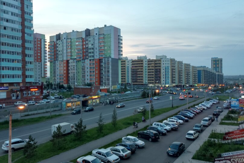 1-комн. квартира, 24 кв.м. на 4 человека, улица Чернышевского, 110, Красноярск - Фотография 5