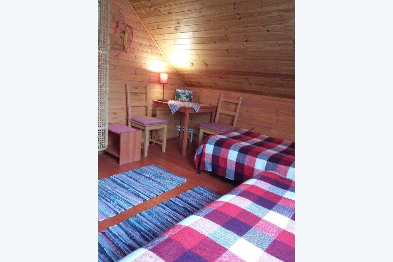 Деревянный комфортный гостевой дом, 160 кв.м. на 6 человек, 4 спальни, Цветочная улица, 5А, Суздаль - Фотография 8