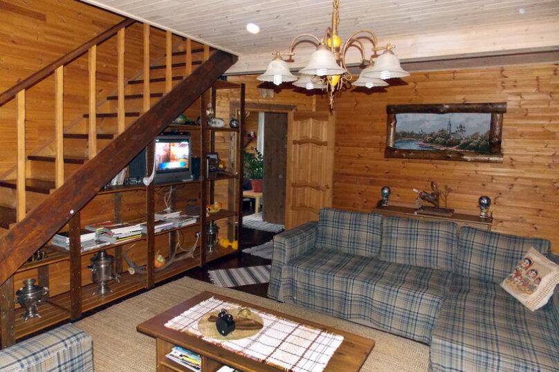 Деревянный комфортный гостевой дом, 160 кв.м. на 6 человек, 4 спальни, Цветочная улица, 5А, Суздаль - Фотография 12