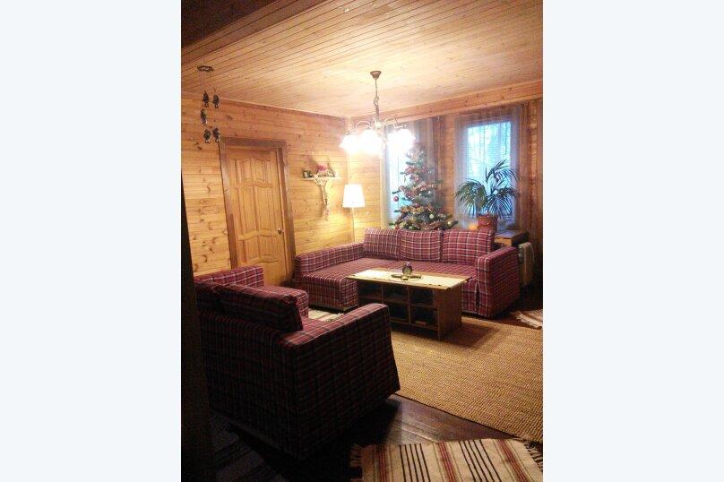 Деревянный комфортный гостевой дом, 160 кв.м. на 6 человек, 4 спальни, Цветочная улица, 5А, Суздаль - Фотография 14