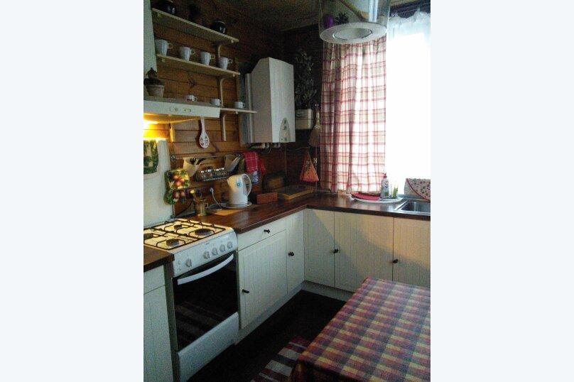 Деревянный комфортный гостевой дом, 160 кв.м. на 6 человек, 4 спальни, Цветочная улица, 5А, Суздаль - Фотография 17