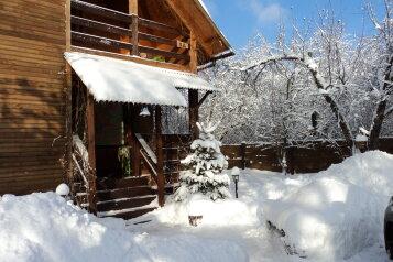 Деревянный комфортный гостевой дом, 160 кв.м. на 6 человек, 4 спальни, Цветочная улица, Суздаль - Фотография 2