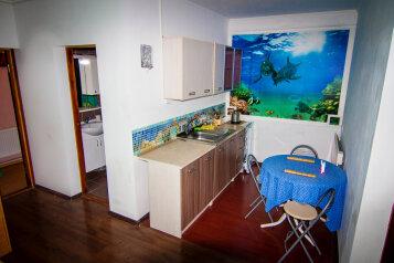 Family studio :  Номер, 4-местный, 2-комнатный, Гостиница , улица 60-летия Октября на 8 номеров - Фотография 4