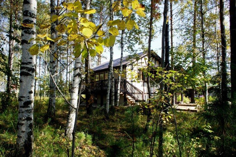 Альпийский домик , 95 кв.м. на 6 человек, 3 спальни, Снежная улица, 2, Байкальск - Фотография 17