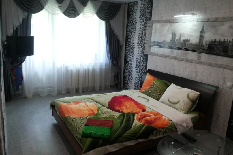 1-комн. квартира, 45 кв.м. на 4 человека, 1-я Полевая улица, 57, Иваново - Фотография 1