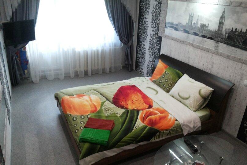 1-комн. квартира, 45 кв.м. на 4 человека, 1-я Полевая улица, 57, Иваново - Фотография 3