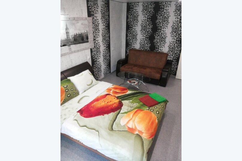1-комн. квартира, 45 кв.м. на 4 человека, 1-я Полевая улица, 57, Иваново - Фотография 7