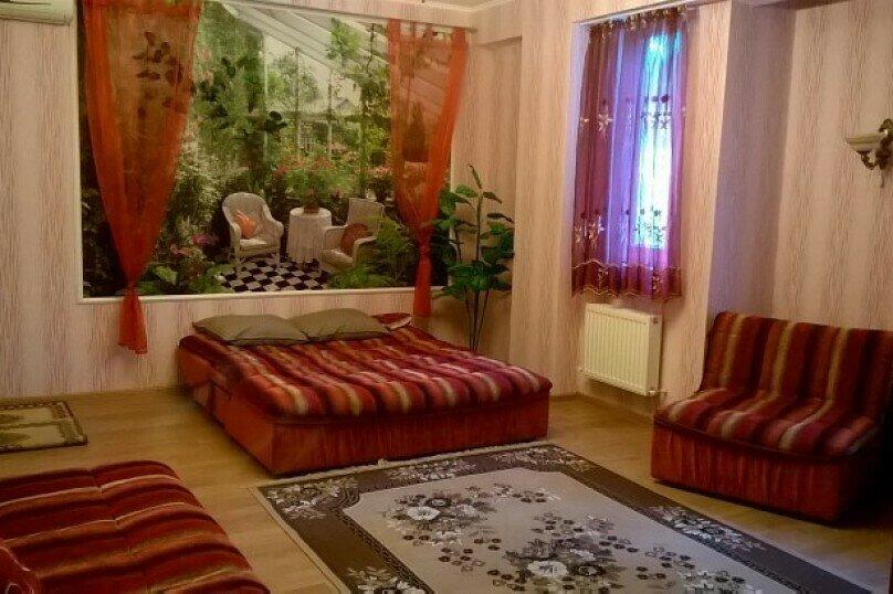Коттедж на 12 гостей, 150 кв.м. на 12 человек, 1 спальня, Поселковая, 6, Ялта - Фотография 5
