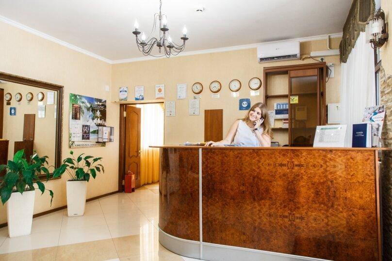 """Отель """"Грейс Кипарис"""", переулок Богдана Хмельницкого, 8 на 100 номеров - Фотография 23"""