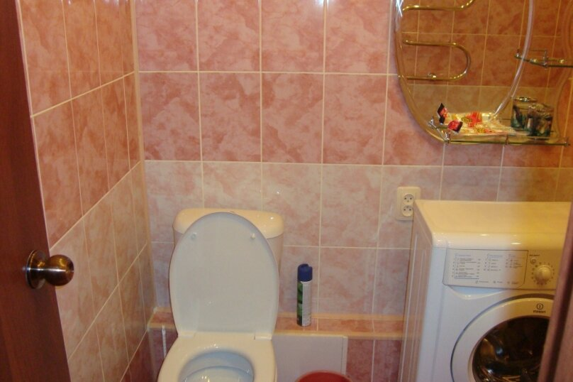 2-комн. квартира, 50 кв.м. на 4 человека, Гагарина, 2, Байкальск - Фотография 9
