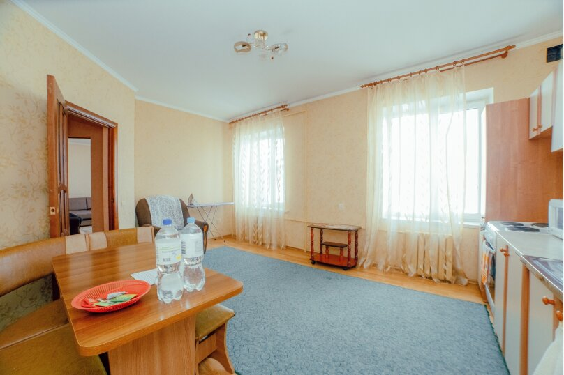 2-комн. квартира, 60 кв.м. на 6 человек, улица Габдуллы Тукая, 57, Казань - Фотография 7
