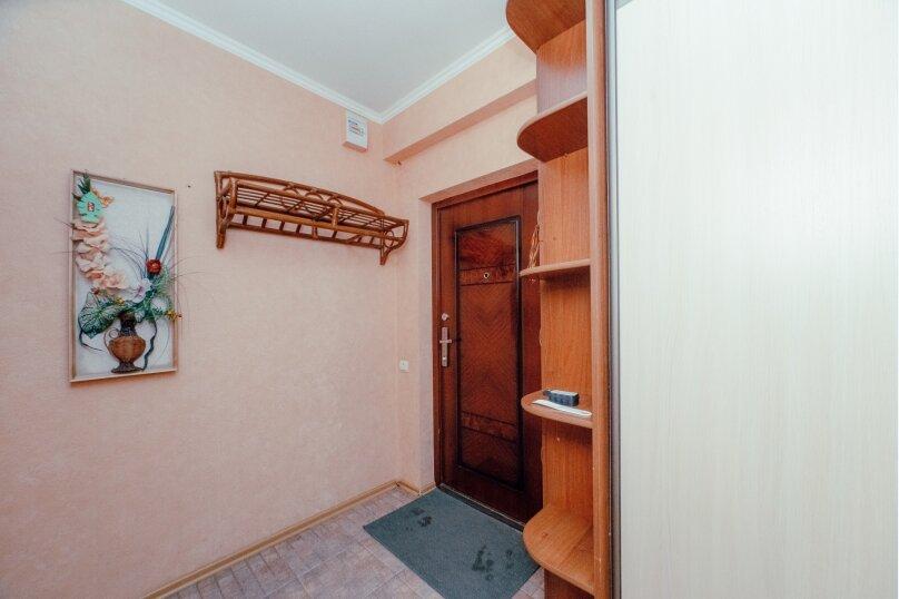 2-комн. квартира, 60 кв.м. на 6 человек, улица Габдуллы Тукая, 57, Казань - Фотография 11