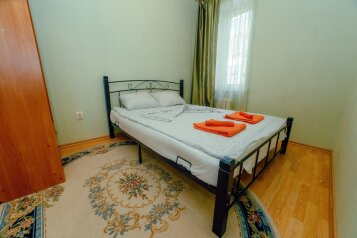 2-комн. квартира, 60 кв.м. на 6 человек, улица Габдуллы Тукая, 57, Казань - Фотография 2